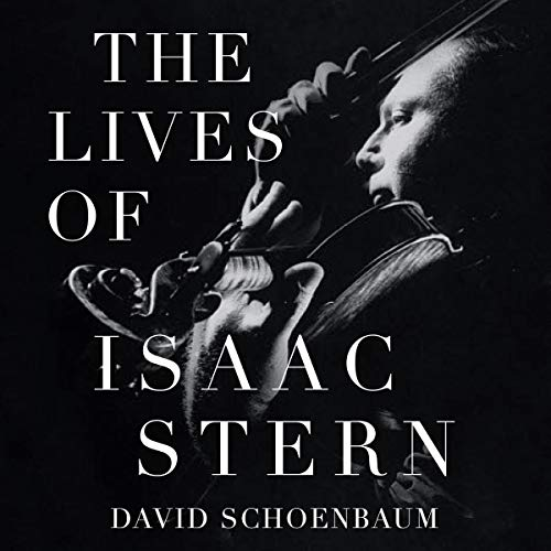 The Lives of Isaac Stern cover art
