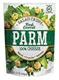 Fresh Gourmet Cheese Crisps, Parmesan, Great for Snacking and Salad Topper, 1.76 Ounce...