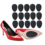 DR.DUDU 10 Pairs Self-Adhesive Anti-slip Shoe Grips Shoes Sole Protector Tape Black, 2.9''x1.9''