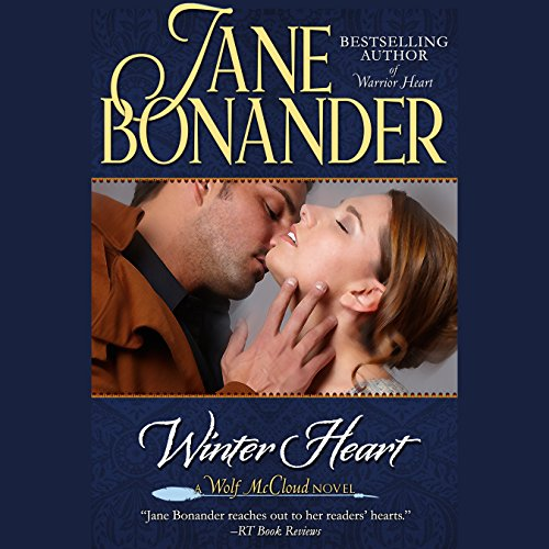 Winter Heart audiobook cover art