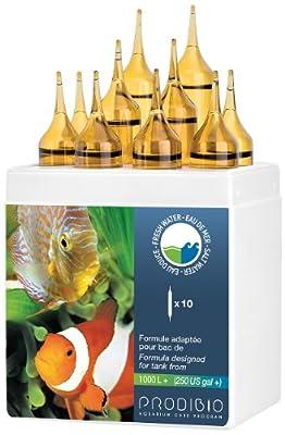 Prodibio Biodigest Pro Set de 10 Ampoules pour Aquariophilie 10ml