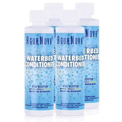4x AguaNova Wasserbett Conditioner 250 ml, für Wasserbetten - Konditionierer