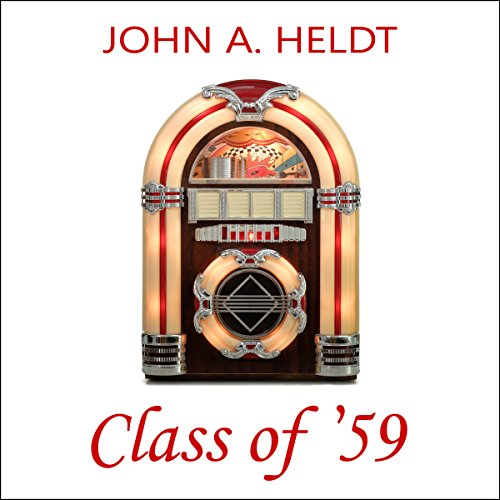 Class of '59 audiobook cover art