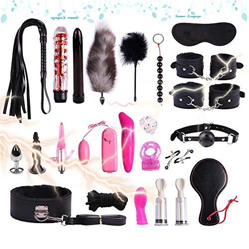 Bolsa de fiesta de lujo S-M para principiantes y experimentados -23PCS