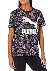PUMA - Camiseta AOP para mujer