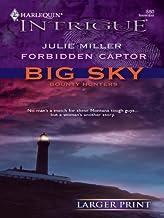 Forbidden Captor (Big Sky Bounty Hunters Book 4)
