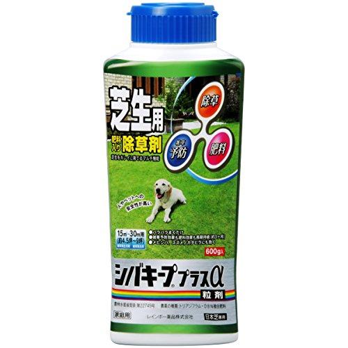 レインボー薬品 シバキーププラスα 600g [9428]