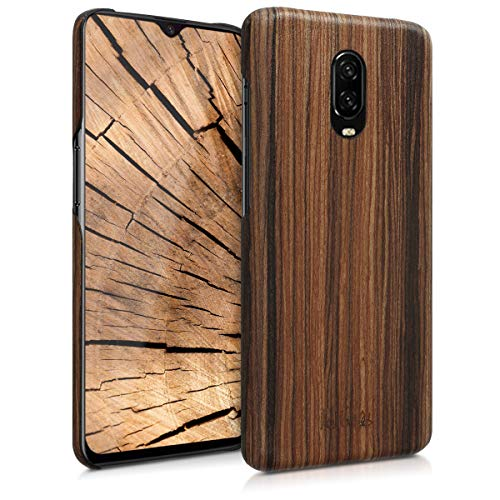 Handy Holz Schutzhülle für OnePlus 6T
