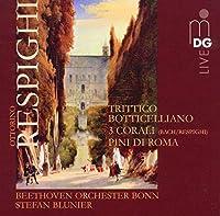 Orchestral Works (Pini Di Roma