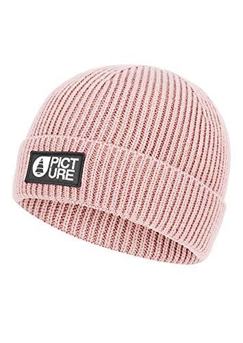 Picture Colino Beanie Pink, Kopfbedeckung, Größe One Size - Farbe Pink