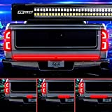 XKGLOW 60in Tailgate Light Bar with Built-in Error Canceller…