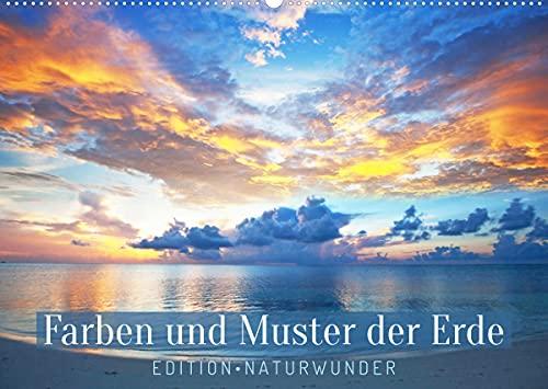 Naturwunder: Farben und Muster der Erde...