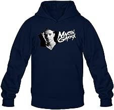 Tommery Men's Martin Garrix Long Sleeve Sweatshirts Hoodie