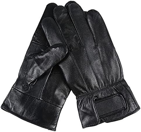 UKKO Winter Gloves Men Gloves Windproof Thermal Warm Winter Warm Mittens for Men