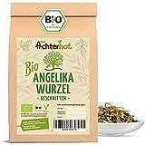 Angelikawurzel BIO (100g) geschnitten Engelwurz Angelikawurzeltee Angelica Archangelica Roots organic vom-Achterhof