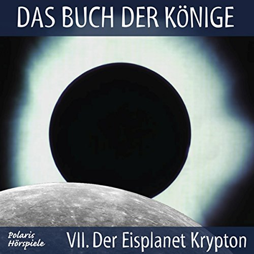 Page de couverture de Der Eisplanet Krypton