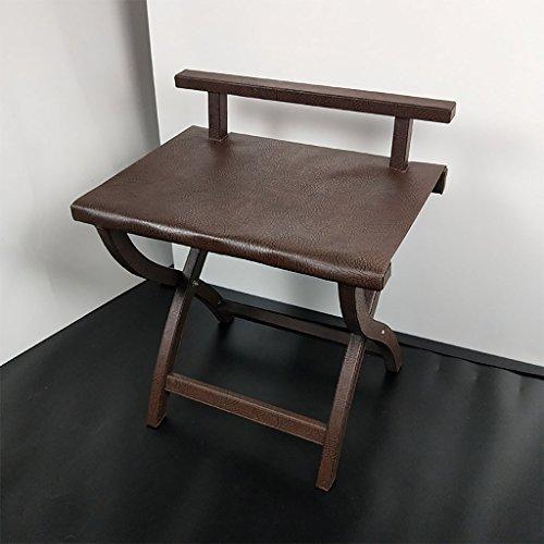 JYXLJ Portapacchi, porta valigie in legno massello pieghevole per camera d'albergo, portapacchi Stand valigia