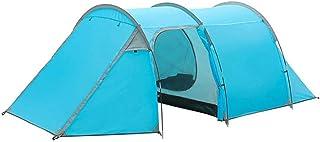 DorisAA camping tält enkel inställning 4-5 personer camping tält resa strand tält stort vandringstält vattentät solskydd m...