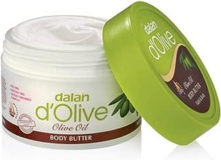 Dalan d Olive Olive Oil Body Butter Cream For Dry Skin 8.5 oz