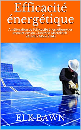 Efficacité énergétique: Amélioration de l'efficacité énergétique des installations du Club Med Marrakech : PALMERAIS & RIAD