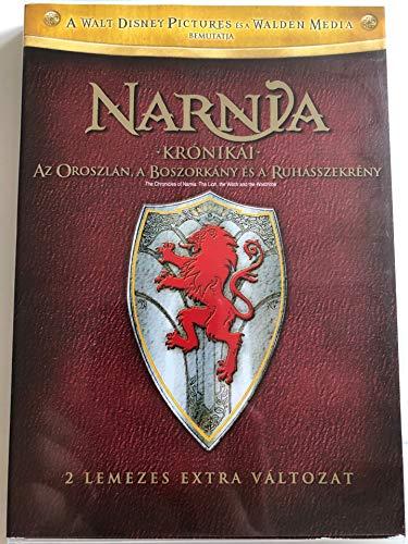 Narnia Krónikái: Az Oroszlán, A Boszorkány És A Ruhásszekrény (2 Lemezes Extra Valtozat) / The Chronicles of Narnia: The Lion, The Witch and the Wardrobe - Hungarian Release [DVD Region 2 PAL]