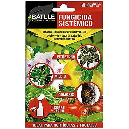 Fitosanitarios - Fungicida sistémico sobre para 750 ml. - Batlle