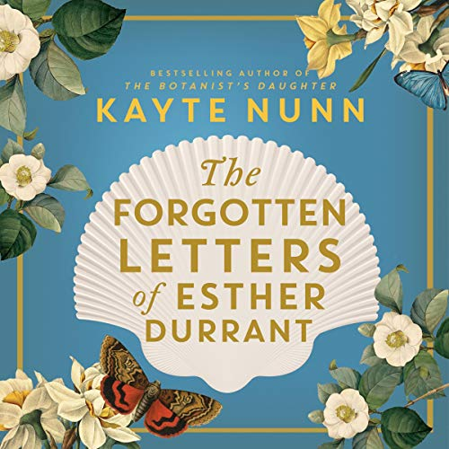 The Forgotten Letters of Esther Durrant cover art
