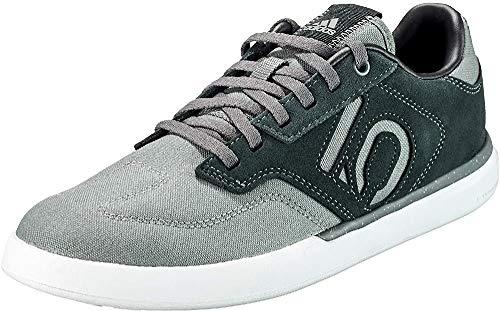 adidas Sleuth, Zapatillas Deportivas Hombre, Grey Five/Grey Four F17/FTWR White, 44 2/3 EU