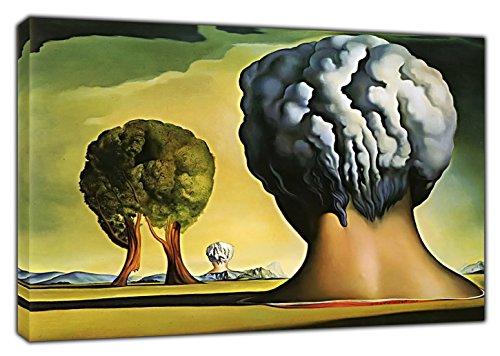 Salvador Dali Kunstdruck auf Leinwand, Motiv