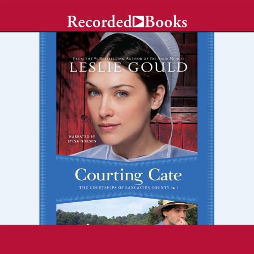 Courting Cate audiobook cover art