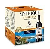 MYTHIQUE LANGUEDOC AOP Languedoc Rouge Bib 3 L