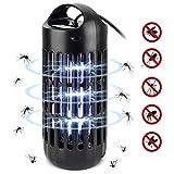 AUTSCA Lámpara Antimosquitos, UV LED Lámpara...