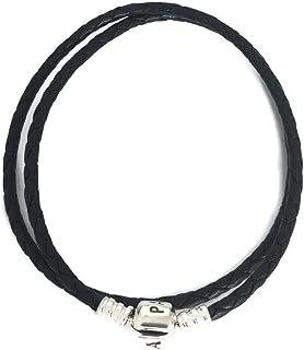 Amazon.com: Pandora Leather Bracelets By Pandora Only
