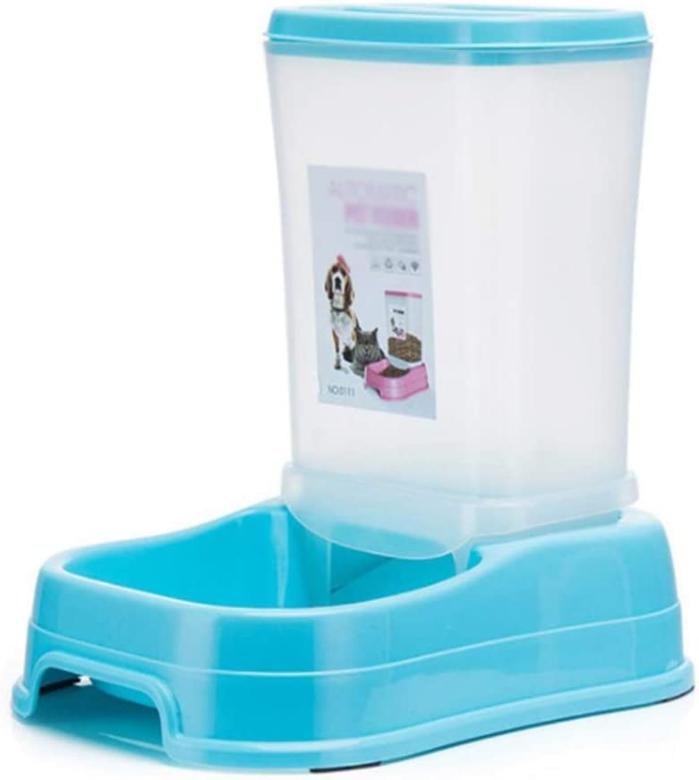 WHY Pet Bowl Removable Automatic Di Food Feeder Feeding Max 84% Now on sale OFF