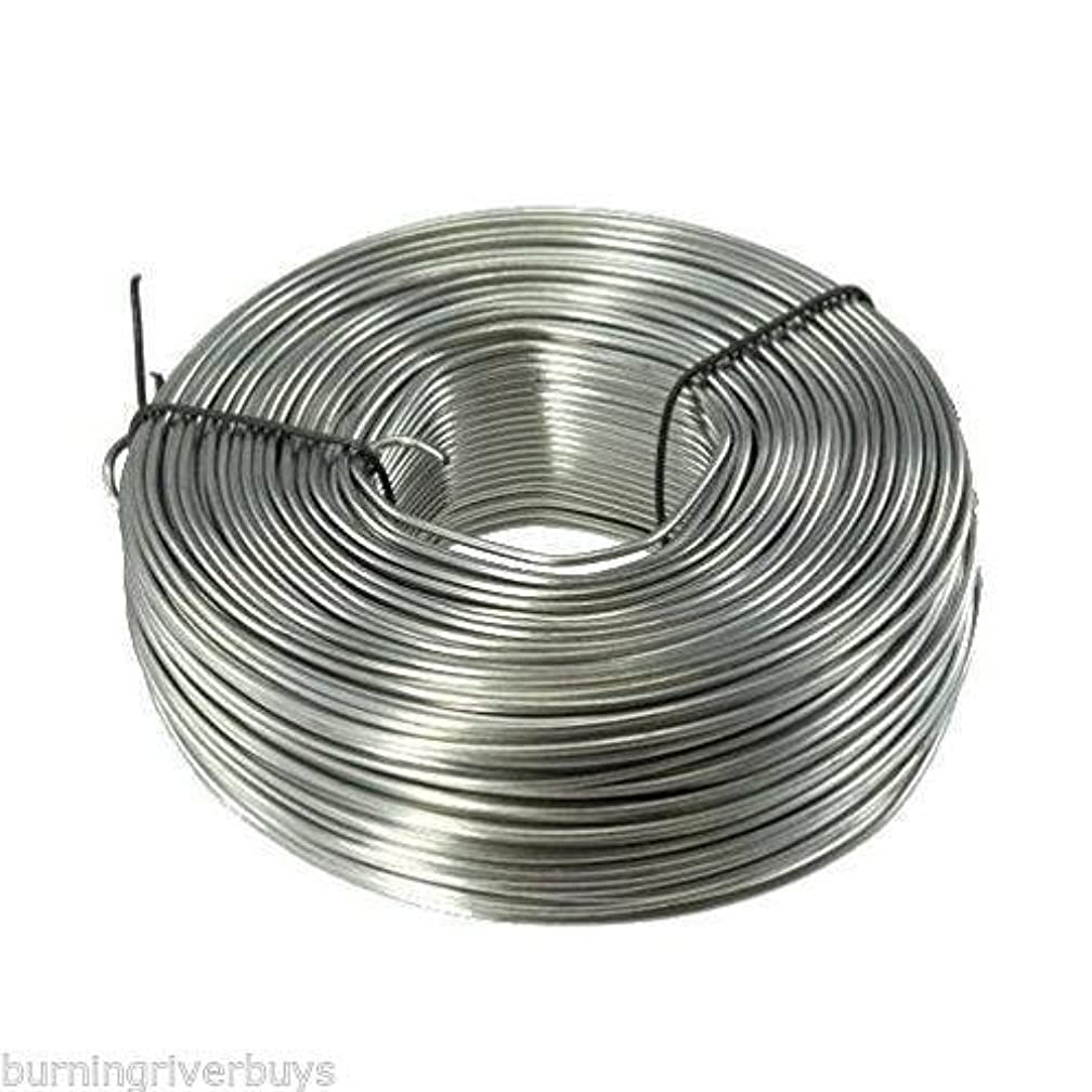 3.5 lb. Coil 18-Gauge 304 Stainless Steel Tie Wire Coil 542' feet