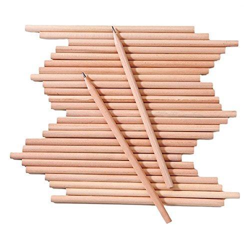 100pz/set matite HB matite in legno per ufficio scuola cancelleria disegno scrittura