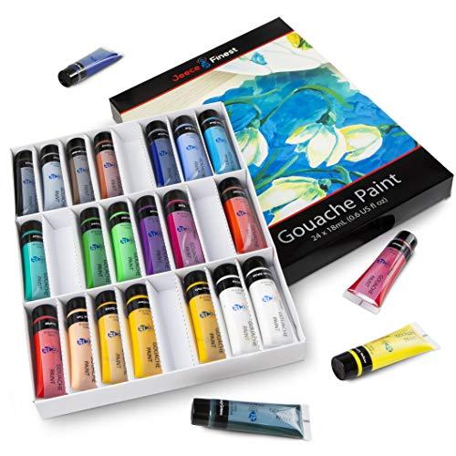 Gouache Paints Set 5