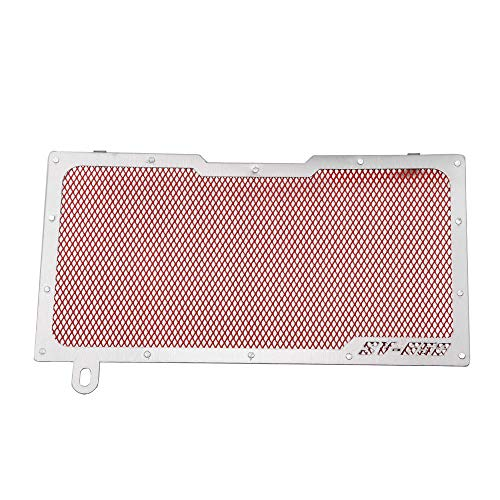 Motorcycle Accessories Radiator Guard Grill Cover Aluminum Mesh Protector For Suzuki SV 650 SV650 2016 2017 2018 Black Red Blue