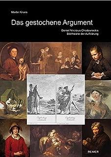 Das gestochene Argument: Daniel Nikolaus Chodowieckis Bildtheorie der Aufklärung