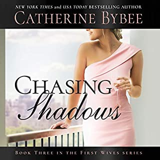 Chasing Shadows audiobook cover art