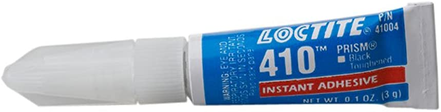 Instant Adhesive, 3g Tube, Black