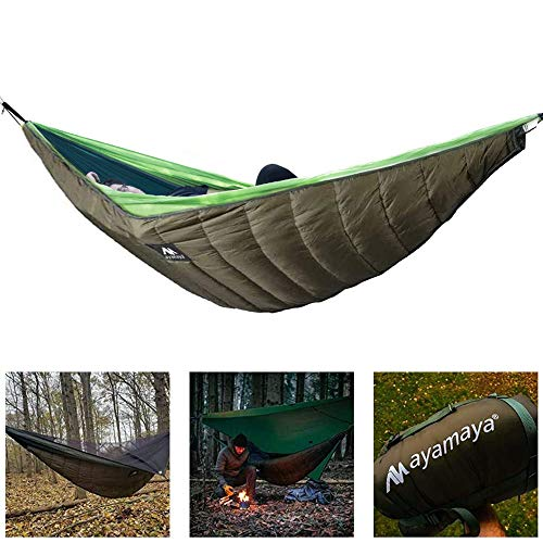 ayamaya Ultralight Hammock Underquilt for Camping...