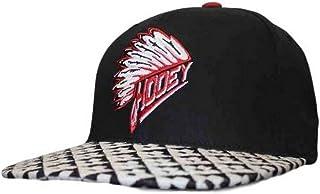 bc48007f HOOey Hat Boys Baseball Cap Quanah One Size Black 1677T-BKRD-Y