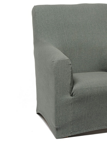 Gabel Funda de sofá Modern Verde 1 plaza