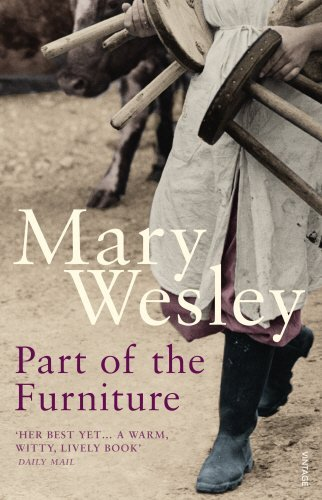Part Of The Furniture by Mary Wesley (3-Jan-2008) Paperback