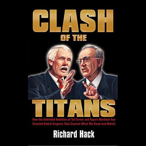 Clash of the Titans audiobook cover art