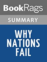 Summary & Study Guide Why Nations Fail by Daron Acemoğlu