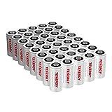 Tenergy Premium 40 Pack NonRechargeable...