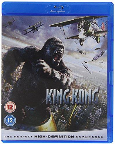King Kong [Blu-ray] [UK Import]