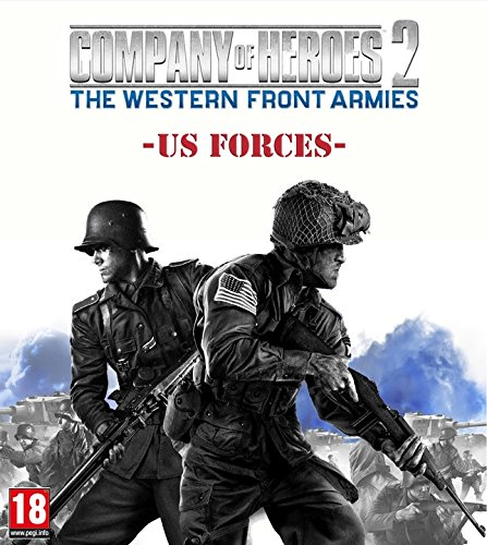 Company of Heroes 2 - The Western Front Armies: US Forces [Code Jeu PC - Steam]